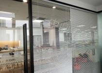 办公室铝合金横百叶帘高档美观