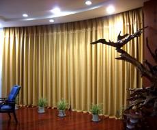 会议室遮光窗帘