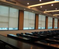 大型会议室遮光卷帘