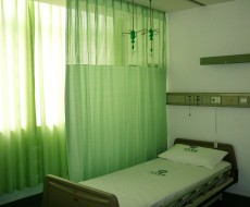 高档医院用镂空隔帘