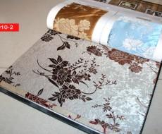 遮光窗帘样本,多色多种花型可选择