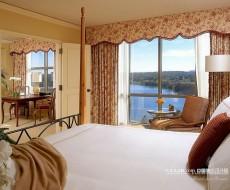 承接酒店客房工程窗帘