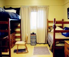工程窗帘学生宿舍窗帘制作
